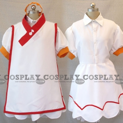 Doremi Cosplay (Maid) from Magical DoReMi
