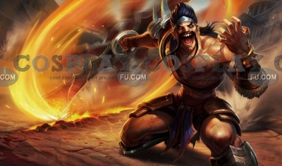 Draven Cosplay from League of Legends
