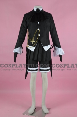 Drocell Cosplay (Vocals Clothing) from Kuroshitsuji