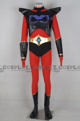 Duke Cosplay from Grendizer