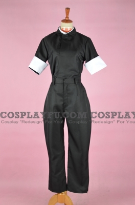 Duo Costume from Mobile Suit Gundam Wing