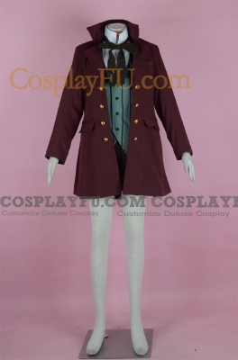 Earl Costume from Black Butler Season 2