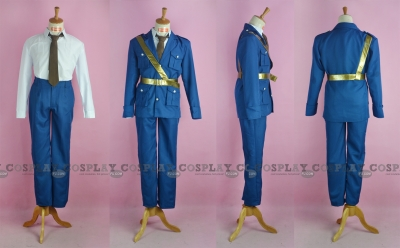 Eduard Costume (Estonia) from Axis Powers Hetalia