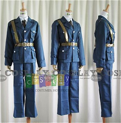 Edward Costume (Estonia) from Axis Powers Hetalia