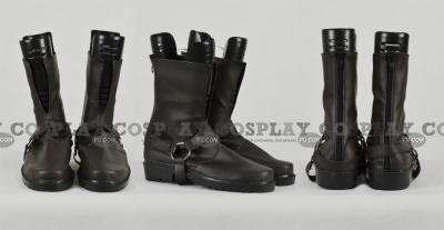 Edward Shoes (C275) from Fullmetal Alchemist