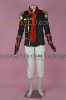 Eight Cosplay (A125) from Final Fantasy Type 0