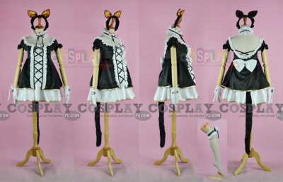 Elin Cosplay (Maid) from TERA