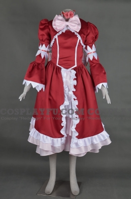 Elisabeth Cosplay Party Dress from Kuroshitsuji
