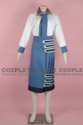 Elizabeth Cosplay (Blue Skirt) from BioShock Infinite