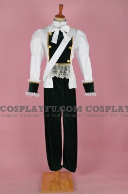 Elizaveta Costume (Battle 2nd,Hungary) from Axis Powers Hetalia