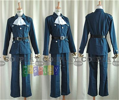 Elizaveta (Hungary) Costume from Axis Powers Hetalia