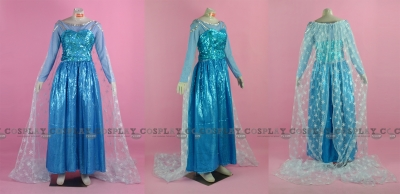 Elsa Cosplay (3rd) from Frozen