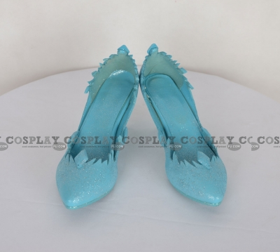 Elsa Shoes (1979) from Frozen