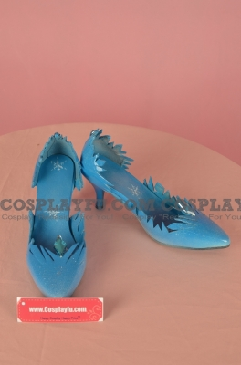 Elsa Shoes from Frozen