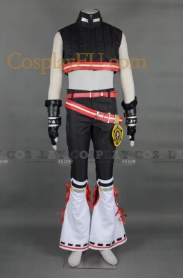 Elsword (Rune Slyer) Cosplay from Elsword