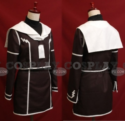 Emi Cosplay (Brown) from Linebarrels of Iron