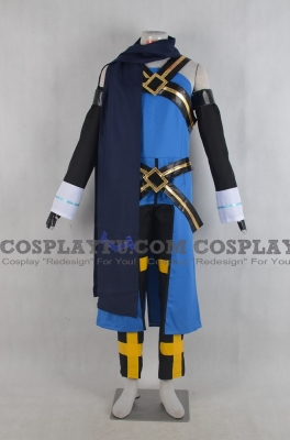 Emil Cosplay from Tales of Symphonia