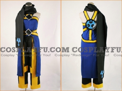 Emil Costume from Tales of Symphonia