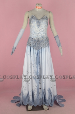 Emily Cosplay from Corpse Bride
