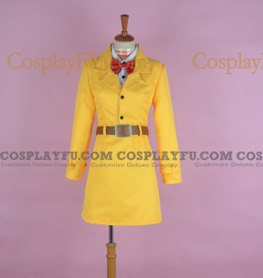 Emmy Costume from Professor Layton