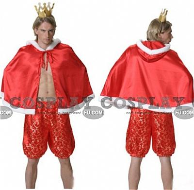 Emperor Costume (Halloween) from The Emperors New Clothes