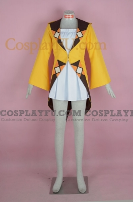 Enju Cosplay from Black Bullet