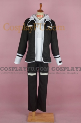 Enma Cosplay (Black Uniform) from Katekyo Hitman Reborn