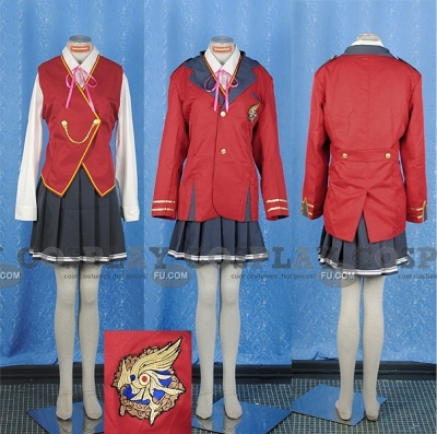 Erika Cosplay from Fortune Arterial