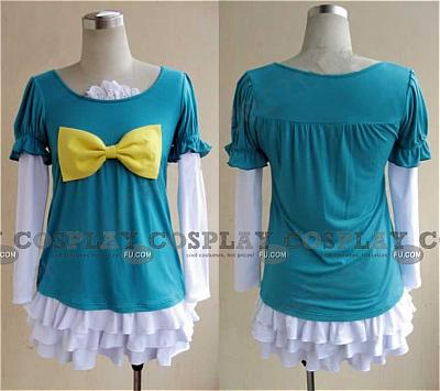 Erika Costume from HeartCatch PreCure