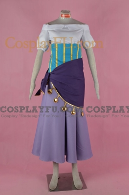 Esmeralda Cosplay from The Hunchback of Notre Dame
