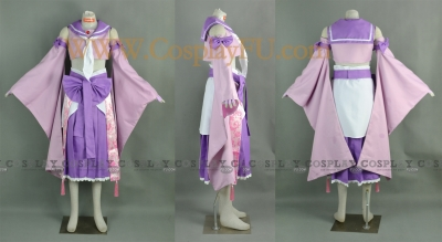 Espeon Cosplay (Human 2nd) from Pokemon