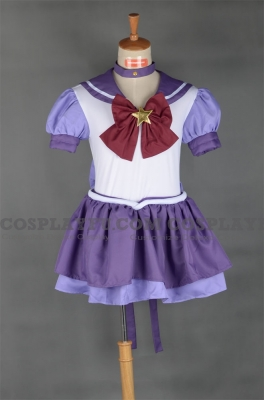 Eternal Sailor Saturn (2nd) Cosplay from Sailor Moon