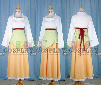Euphemia Casual Dress from Code Geass