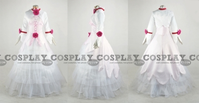Euphemia Cosplay Costume from Code Geass