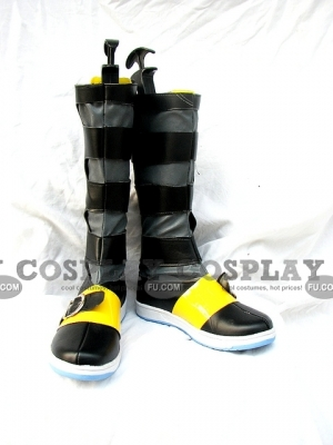 Euphemia DC Cosplay Shoes from Code Geass