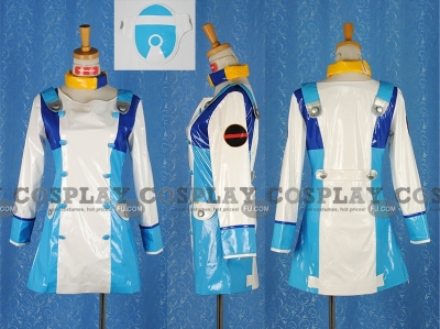 Eureka Cosplay from Eureka Seven
