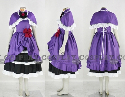 Eva Beatrice Cosplay from Umineko no Naku Koro ni
