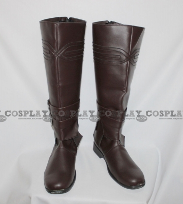 Ezio Shoes (Q510) from Assassins Creed
