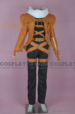 Ezreal Cosplay (Brown) from League of Legends