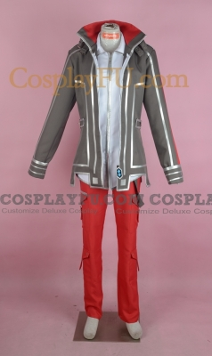 Fang Cosplay from Fairy Fencer F