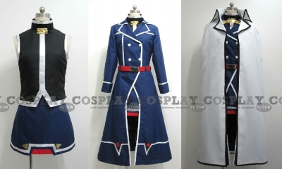 Fate Cosplay (Movie) from Magical Girl Lyrical Nanoha