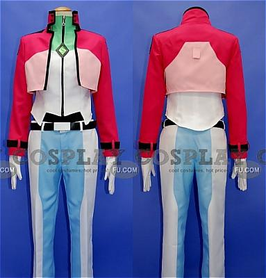 Grace Costume from Gundam 00