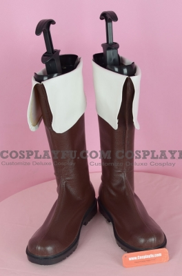 Feliciano Shoes (North Italy) from Axis Powers Hetalia
