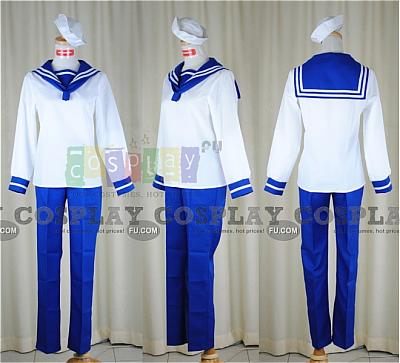 Feliciano Cosplay (North Italy,Uniform) from Axis Powers Hetalia