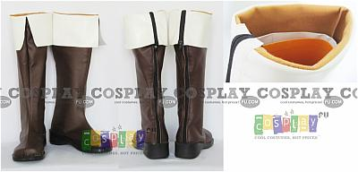 Feliciano (North Italy) Cosplay Shoes from Axis Powers Hetalia