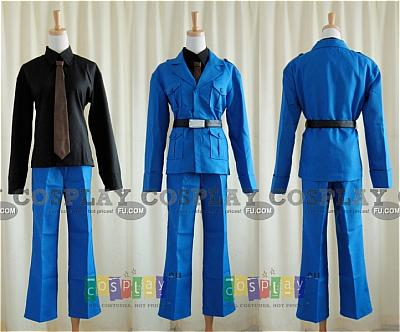 Feliciano Costume (North Italy) from Axis Powers Hetalia