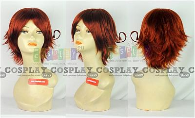 Feliciano (North Italy) Wig from Axis Power Hetalia