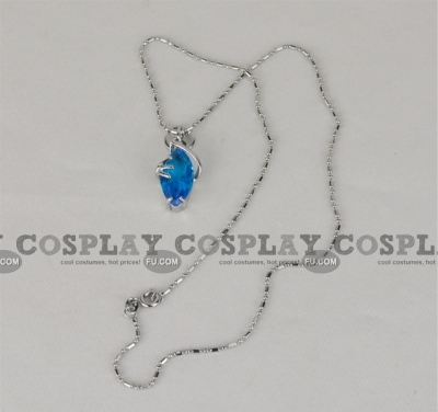 Final Fantasy Necklace (Blue) from Final Fantasy