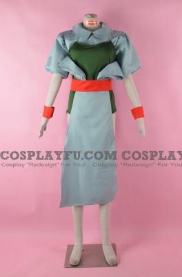 Finn Cosplay from Kamikaze Kaitou Jeanne