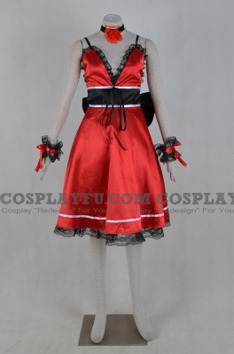 Flandre Cosplay (The Embodiment of Scarlet Devil) from Touhou Project